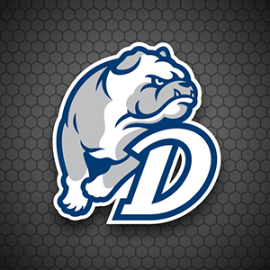 Drake Athletics Logo