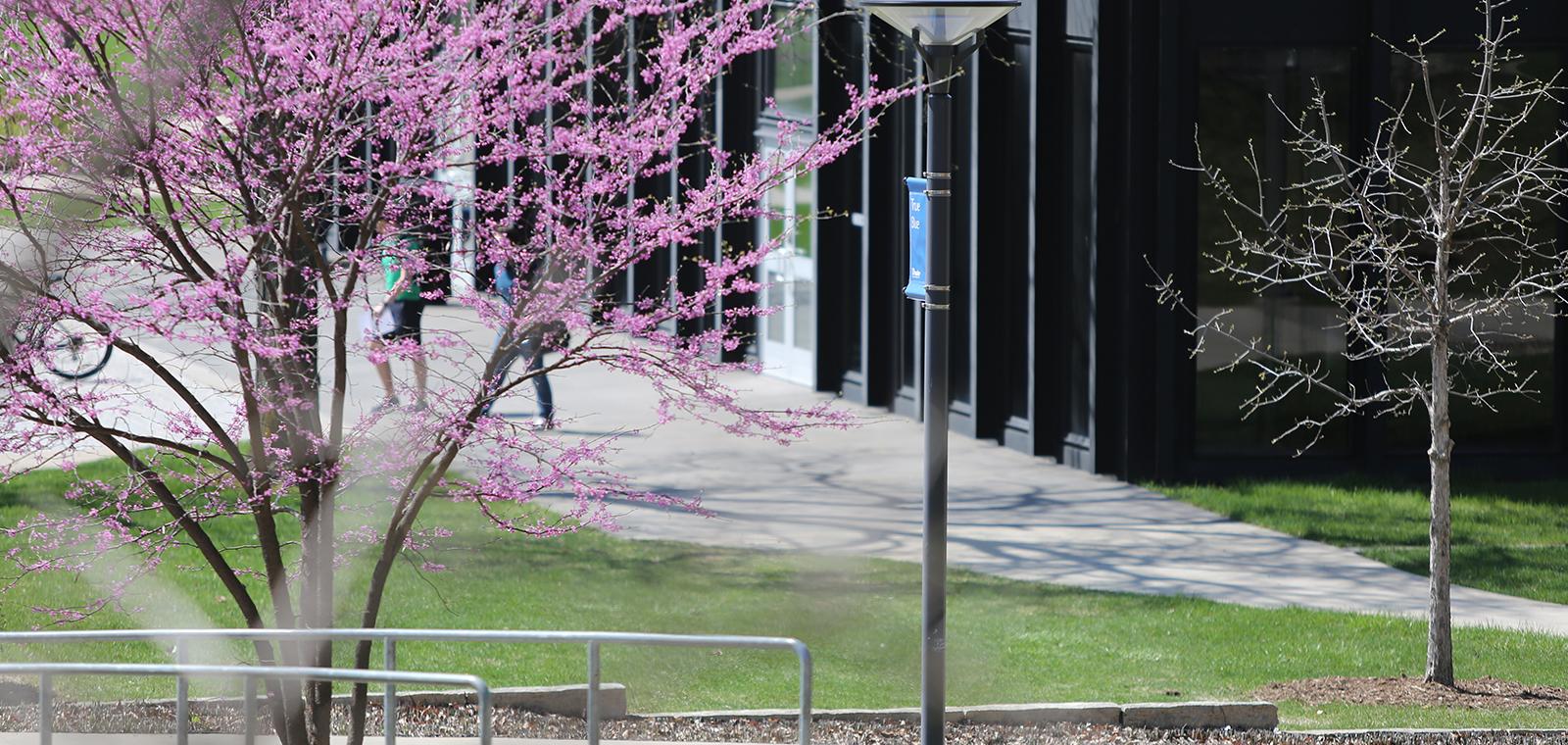 Exterior Drake Campus Photo