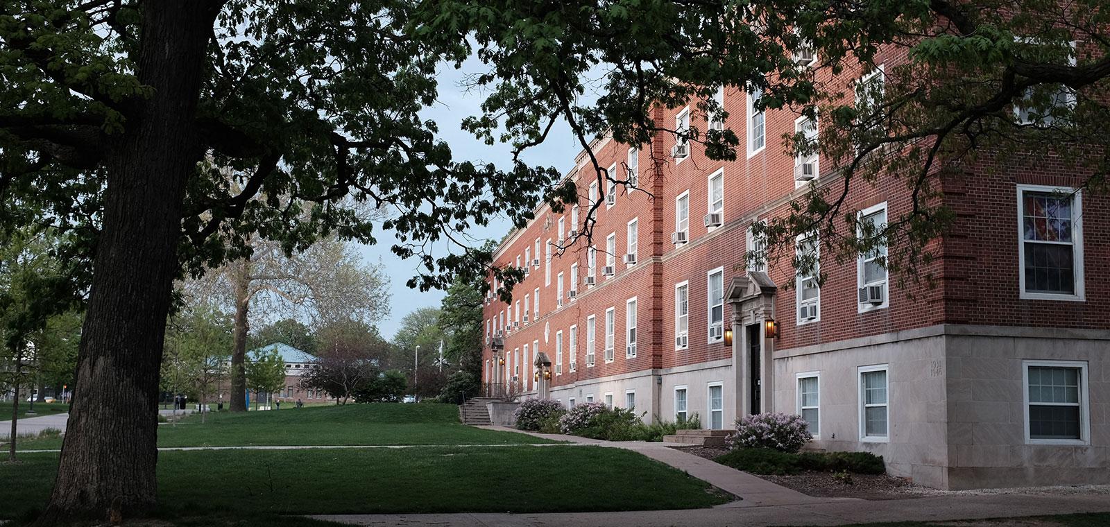 Exterior Campus Photo