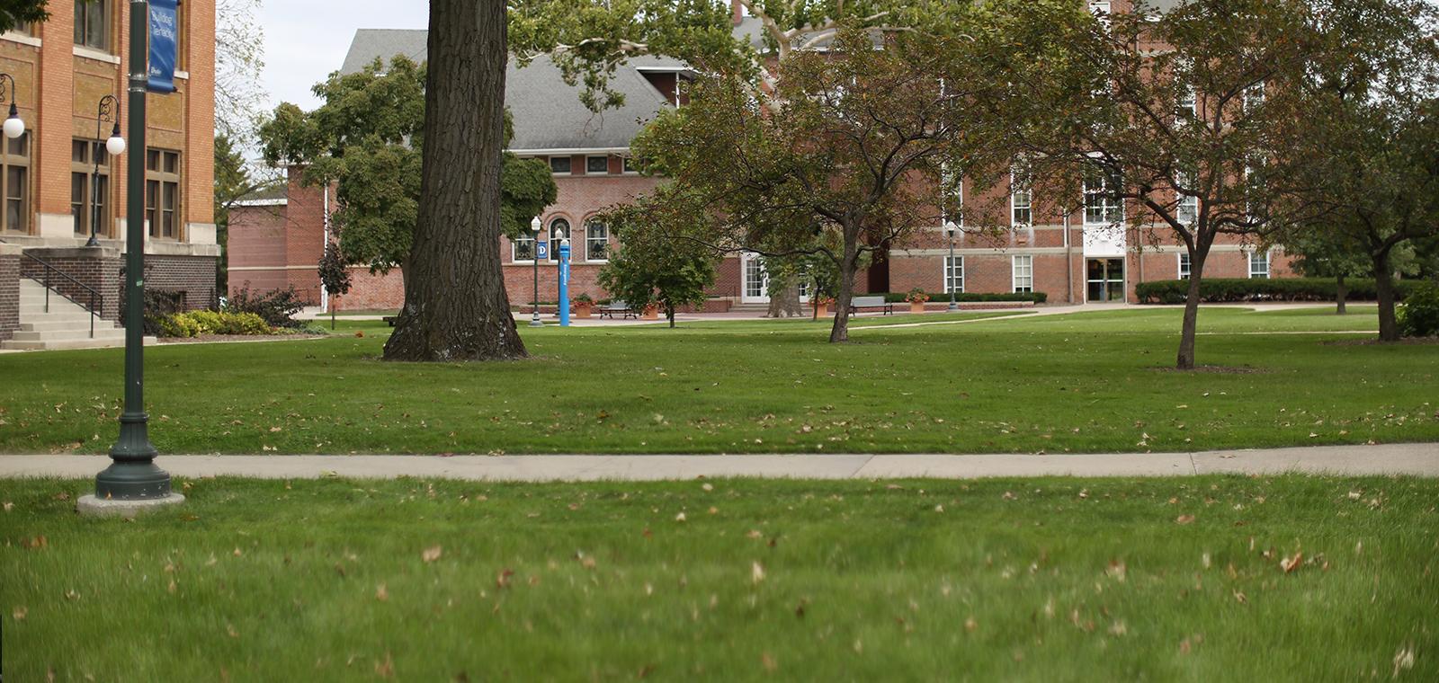 Drake University Exterior Campus Photo
