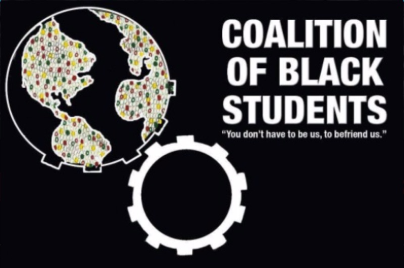 Coalition of Black Students logo