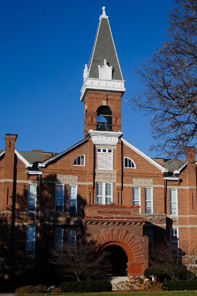 Old Main Exterior