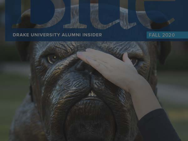 Fall 2020 Edition of Blue
