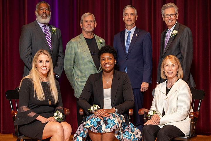 Alumni Awards Winners 2019