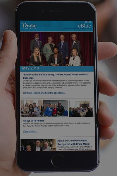 eBlue Newsletter May 2019
